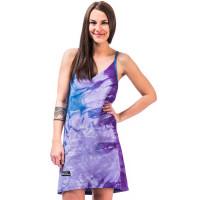 Horsefeathers ASTRID Tie Dye společenské šaty krátké - XS