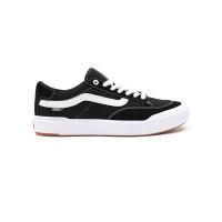 Vans Berle Pro Black/True White dětské letní boty - 44,5EUR