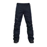 Horsefeathers SPIRE black zateplené kalhoty pánské - S