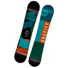Gravity EMPATIC snowboard - 155W