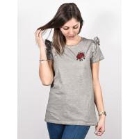 Element EXCEPT ALLOY dámské tričko s krátkým rukávem - S