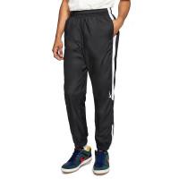 Nike SB SHIELD black/white pánské moderní tepláky - S