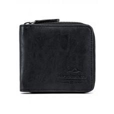Horsefeathers THEO black luxusní pánská peněženka