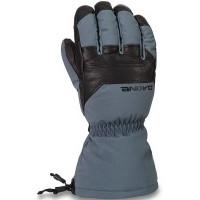 Dakine EXCURSION BLACK / DARK SLATE pánské prstové rukavice - XL