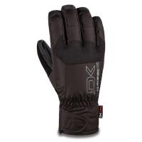 Dakine SCOUT SHORT black pánské prstové rukavice - XL