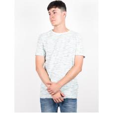 Quiksilver KENTIN OFF WHITE KENTIN pánské tričko s krátkým rukávem - M