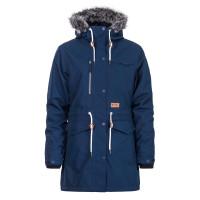 Horsefeathers LUANN NAVY zimní bunda dámská - XL