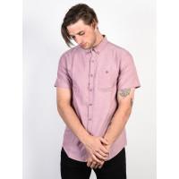Billabong all day oxford FIG pánská košile krátký rukáv - M