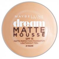 Maybelline Dream Matte Mousse SPF15 18ml - 21 Nude