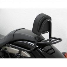 opěrka Fehling včetně nosiče Honda VT750 černá - Fehling Ernest GmbH a Co. 7647RGHO