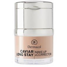 Dermacol Caviar Long Stay Make-Up & Corrector 30ml - 2 Fair