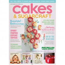 časopis Cakes and Sugarcraft č.159