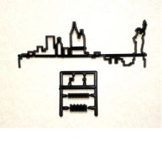Patchwork, Panorama New York, New York Skyline