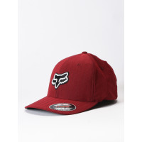Fox Transfer RED baseball čepice - S