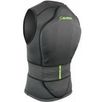 Slytech Vest Backpro One GRAY ochrana na snowboard - M
