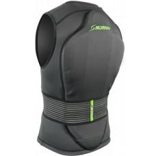 Slytech Vest Backpro One GRAY ochrana na snowboard - L