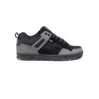 Dvs ENDURO 125 black/charcoal/camo/nubuck pánské letní boty - 44EUR