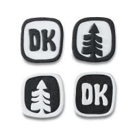 Dakine DK DOTS BLACK / WHITE grip snowboard