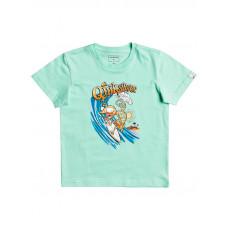Quiksilver BREAK THE FALL CABBAGE dětské tričko s krátkým rukávem - 6