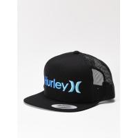 Hurley O&O GRADIENT BLACK/BLUE pánská kšiltovka