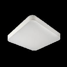 Esyst s.r.o. Hranaté stropní svítidlo WhiteSET, bílé 600 mm, 48W