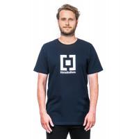 Horsefeathers BASE ECLIPSE pánské tričko s krátkým rukávem - M