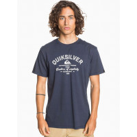 Quiksilver CREATORS OF SIMPLICI Parisian Night pánské tričko s krátkým rukávem - XL