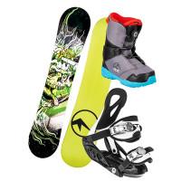 Trans PIRATE JUNIOR 2 dětský snowboardový set