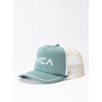 RVCA TITLE Granite Green baseball čepice