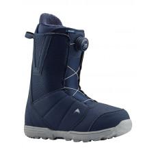 Burton MOTO BOA blue pánské boty na snowboard - 46EUR