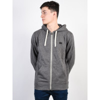 Billabong ALL DAY DARK GREY HEATHER pánská mikina - M