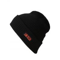 LIB Technologies CAPTAIN black pánská zimní čepice