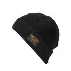Burton BOYS GRINGO TRUE BLACK dětská zimní čepice