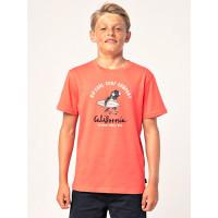 Rip Curl ANIMOULOUS CAYENNE dětské tričko s krátkým rukávem - 8