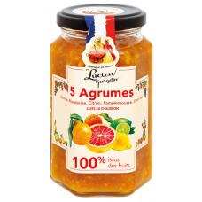 Extra zavařenina Směs citrusů 100% ovoce 300g