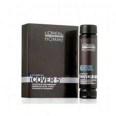 L'Oréal Professionnel Homme Cover 5 Hair Color 3x50ml M 7 Medium Blond