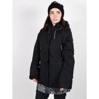 Dc RIJI black zimní bunda dámská - S