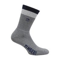 Element TIMBER grey heather pánské kotníkové ponožky
