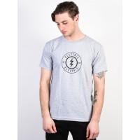 Electric VOLTAGE ATHLETIC HEATHER pánské tričko s krátkým rukávem - M