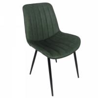 Jídelní židle HAZAL zelená - TempoKondela
