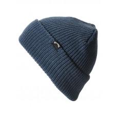Billabong ARCH DENIM BLUE pánská zimní čepice