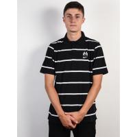 Nike SB DRY POLO JERSEY black/white pánská polokošile - XXL