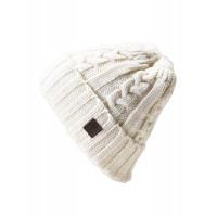 Element TERRY WHITE SMOKE pánská zimní čepice