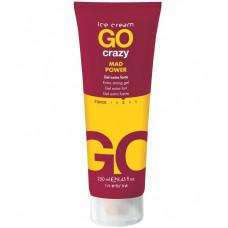 Inebrya Go Crazy Maxx Gel Extrémně silný fluidní gel 250 ml