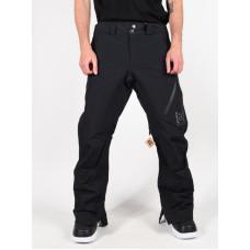 Burton AK GORE CYCLIC TRUE BLACK pánské kalhoty na snb - XL