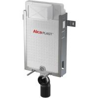 ALCAPLAST Renovmodul - předstěnový instalační systém pro zazdívání - stavební výška 1 m AM115/1000 (AM115/1000)
