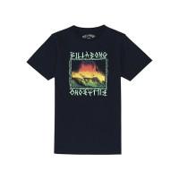 Billabong BONE YARD NAVY dětské tričko s krátkým rukávem - 14