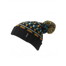 Dakine GABBY black dámská zimní čepice