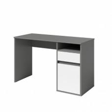 Psací stůl BILI šedá/bílá - TempoKondela