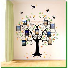 Samolepka Strom zamilovaných vzpomínek